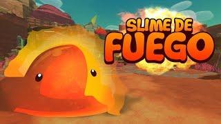 EL SLIME DE FUEGO AMA SUS JUGUETES  ⭐️ Slime Rancher #18 | iTownGamePlay