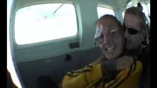 Maju et Laure Parachute Australia