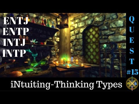 What All NT Types Have in Common | Quest 15