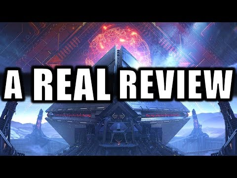Destiny 2: A REAL Warmind Expansion Review