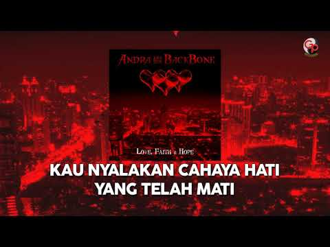 Andra And The Backbone - Seperti Hidup Kembali (Official Lyrik)