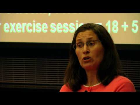 Exercise and nutrition for middle-age and older individuals  Dr Stella Volpe  TEDxSJU