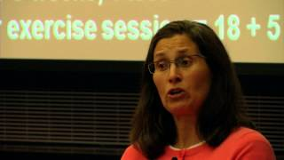 Exercise and nutrition for middle-age and older individuals | Dr. Stella Volpe | TEDxSJU