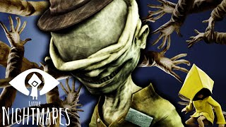 LITTLE NIGHTMARES IS TERRIFYING... NEW SERIES! || LITTLE NIGHTMARES PART 1
