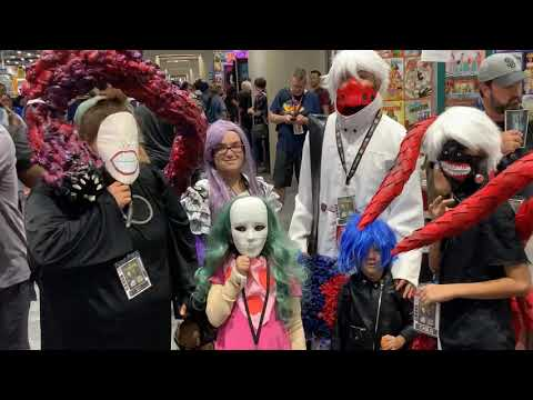 Families Cosplay Together At San Diego Comic Con 2019