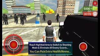 ► Presidential Survival Counter Terrorist Attack - Counter Terrorist Shoot 2017 - Android Gameplay