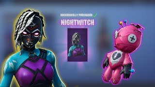 120 000 Fortnite V-Bucks Dépenses Spree! Acheter NEW EPIC Skins (Fortnite DARK MAGIC Set)