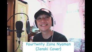 Gambar cover FOURTWNTY  ZONA NYAMAN (JANSKI COVER)