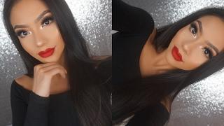 Classic Valentine's Day Makeup | LOVEEMANDA