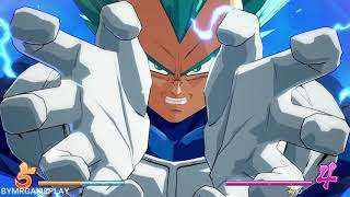 Dragon Ball FighterZ  all ultimates attacks