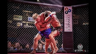 ETERNAL MMA 32 - STEVE BROWN VS TAWNY MARTIN - MMA FIGHT VIDEO