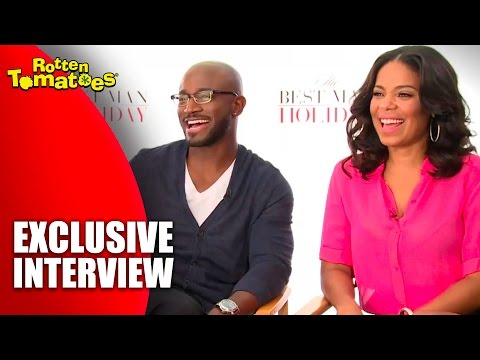 Taye Diggs, Sanaa Lathan, & Nia Long's Favorite Gifts  'The Best Man Holiday'  2013