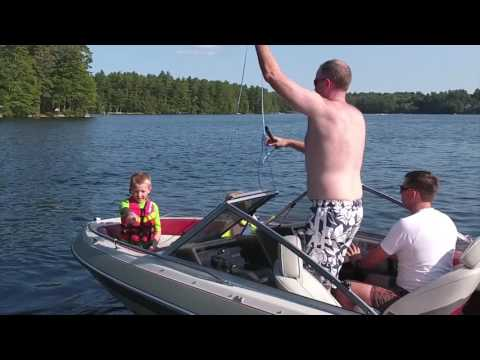 New Hampshire Lakehouse Scenes