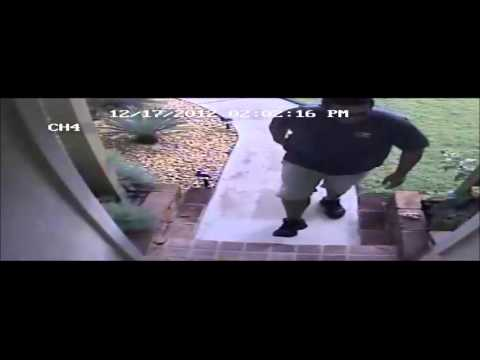 UPS package stolen by another delivery driver, then he returns it after a call to the police