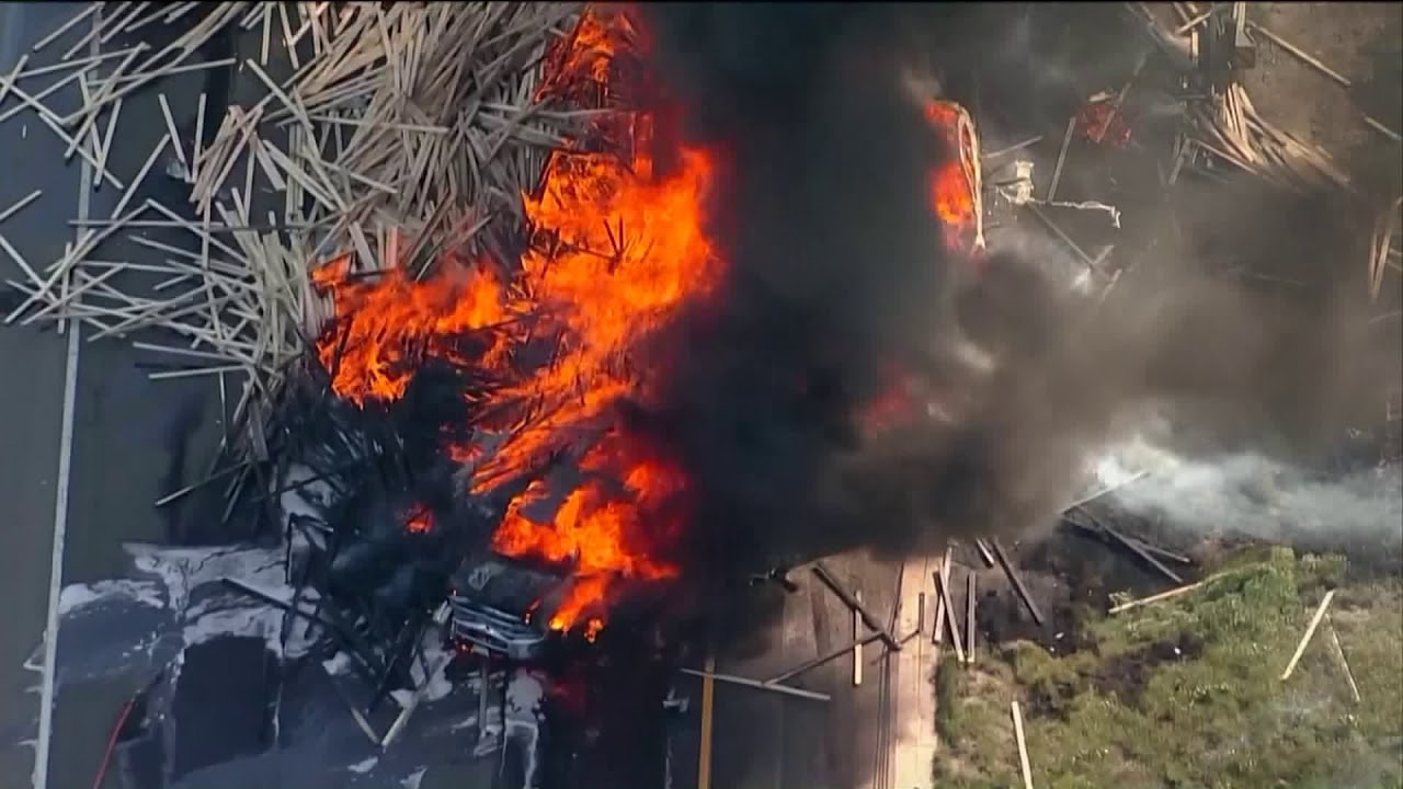 4 dead, semi-truck driver arrested after fiery Colorado crash