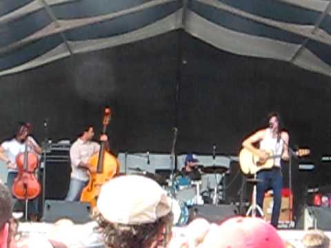 And It Spread, The Avett Brothers, NOLA Jazz Fest, 4/26/09,