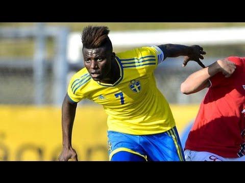 Joseph Colley born 1999 - Chelsea Academy   Swedish Talent - Defensive Skills  