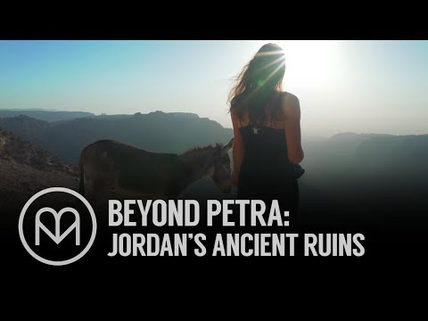 Beyond Petra: Jordan's Ancient Ruins