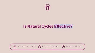 Is Natural Cycles Effective?