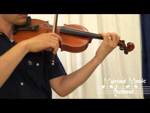 Suzuki Violin Book 2 - Number 7 - The Two Grenadiers