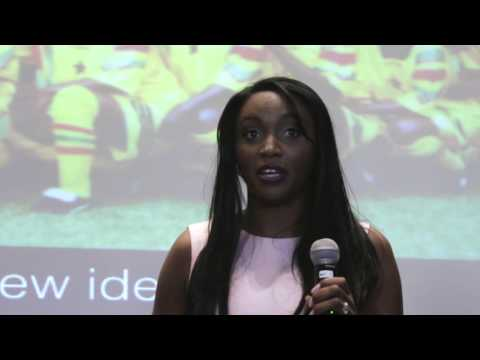 African Women's Soccer and Empowerment | Mimi Nartey | TEDxOccidentalCollege