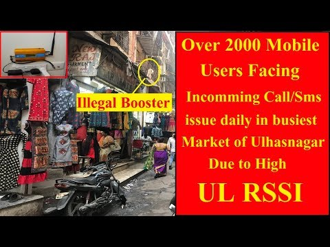 UL RSSI ISSUE in Telecom