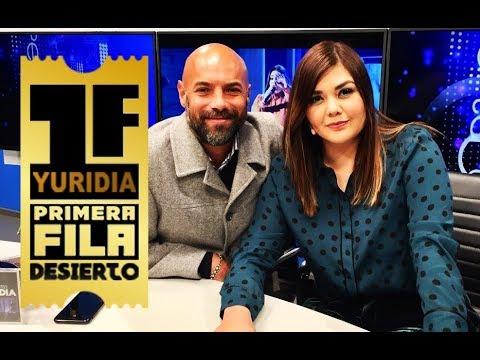 """Yuridia - Entrevista con Javier Poza (""""Primera Fila"""")"""