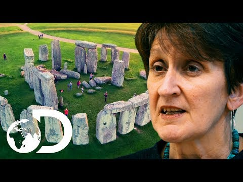 The Secret Skeletons Beneath Stonehenge | Blowing Up History