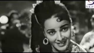 Dhadke Dil Dildar Ka - Asha Bhosle - 40 DAYS - Prem Nath, Shakila, Nishi