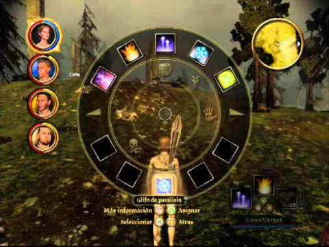 Dragon Age: Origins Ep 4 Quiero rollo bollo!!!