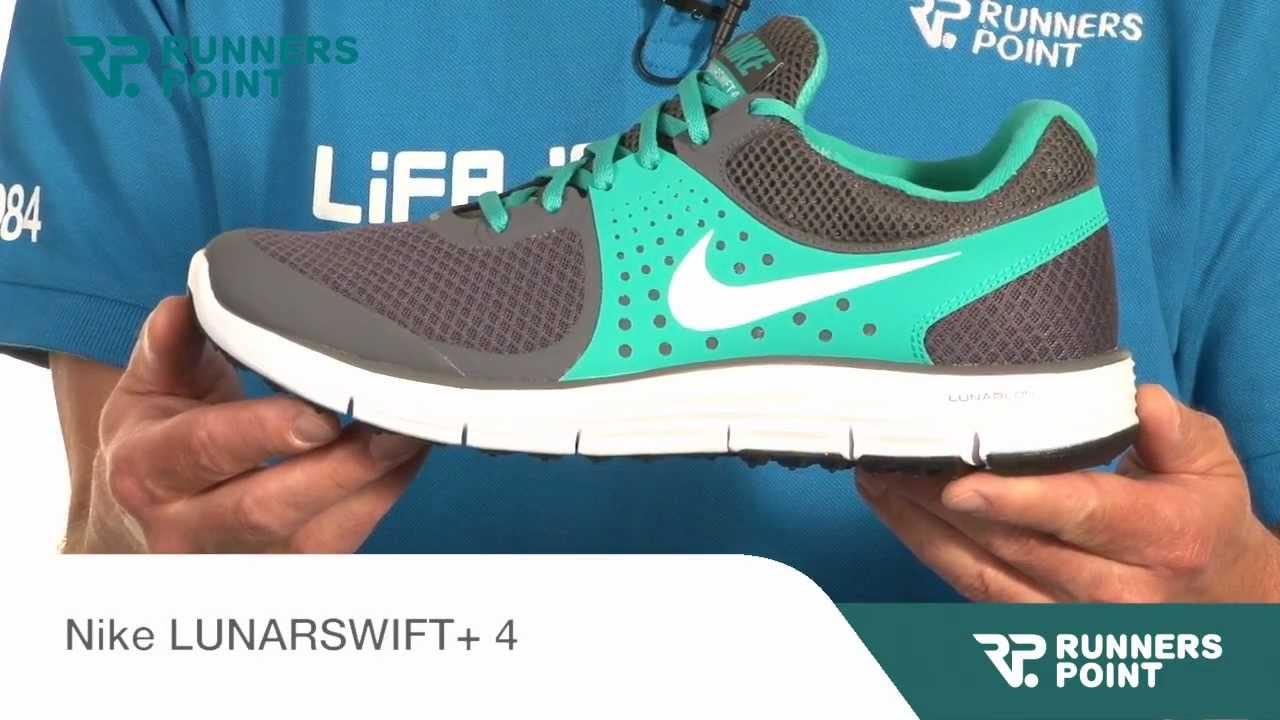 Nike LUNARSWIFT+ 4 - YouTube 139fee144989