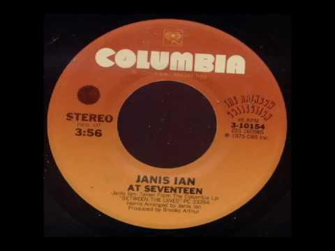 Janis Ian  At Seventeen 1975