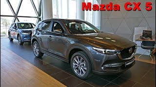 Mazda CX-5 Signature 2020 | In stunning design Interior Exterior | Which color you choose