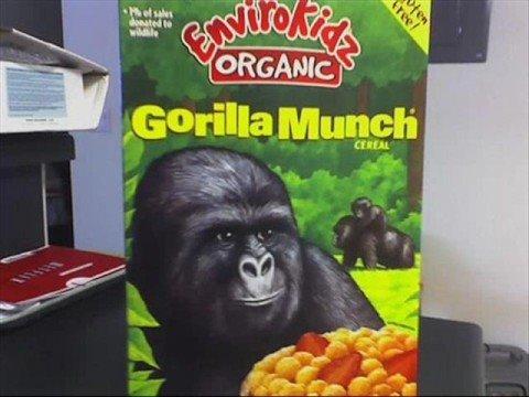 Gorilla Munch!!