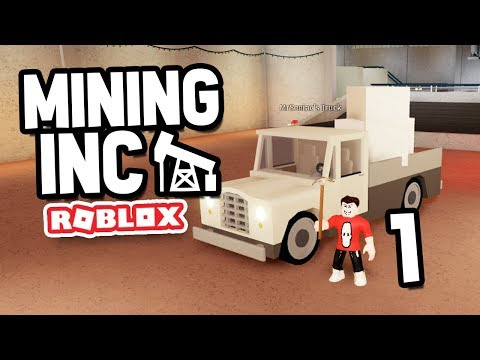 STARTING A NEW MINING COMPANY - Roblox Mining Inc Remastered #1
