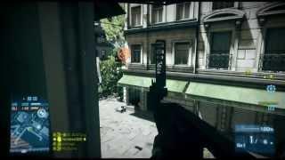 Battlefield 3 : Operation Metro : Conquest : Xbox 360