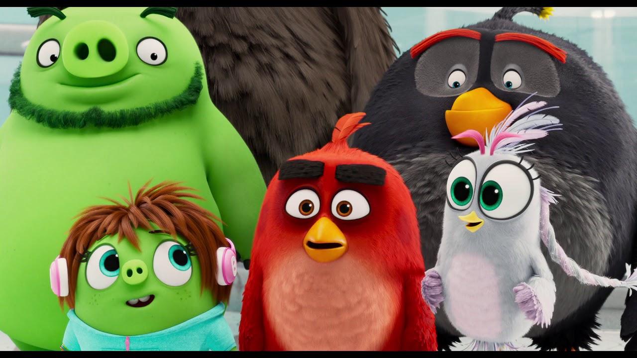 Filmas šeimai PIKTIEJI PAUKŠČIAI: FILMAS 2/Angry Birds Movie 2. Kinuose nuo rugpjūčio 23 d.