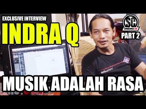 Indra Qadarsih Exclusive Interview (Part 2): Keyboardis BIP Jagoan Mixing dan Mastering
