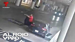 Revelan imágenes del pistolero que atacó a unos pasajeros en el aeropuerto de San Antonio