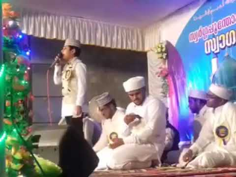 Super song Allahuvinte andya pravachakan