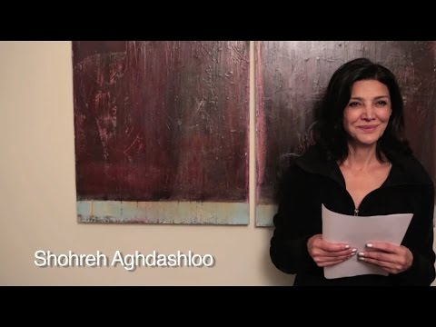 Shohreh Aghdashloo reads her favourite poem
