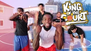 Who's The Best?! 1vs1 KING OF THE COURT BASKETBALL ft. 2HYPE! Ep. 1