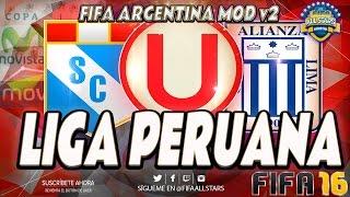 FIFA 16 Liga Peruana 2016 MOD V2 FIFA-ARGENTINA.NET
