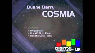Duane Barry - Cosmia (Line of Sight Remix) - Digital Sensation UK
