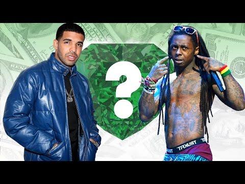 WHO'S RICHER? - Drake or Lil Wayne? - Net Worth Revealed! (2016)