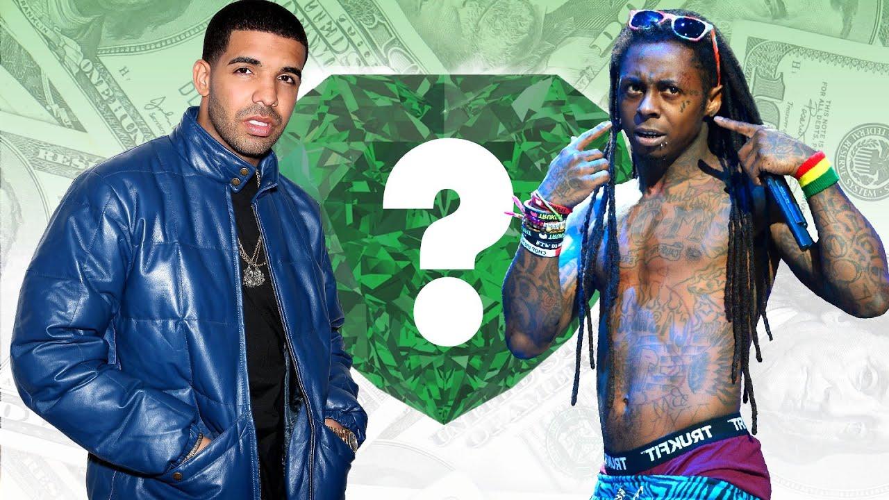 WHO'S RICHER? - Drake or Lil Wayne? - Net Worth Revealed ...