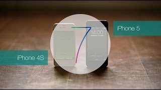iOS 7 iPhone 4s и iPhone 5 В чем разница?(, 2013-10-15T15:40:29.000Z)