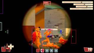 TF2 Multihack Demonstration ::TeeHook