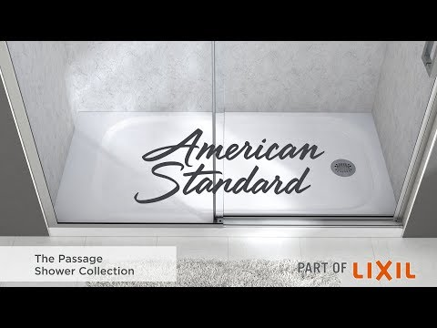 The Passage Shower Collection By American Standard