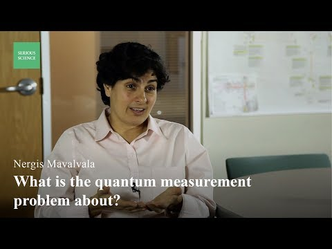 Quantum Noise Limit in Gravitational Wave Detector - Nergis Mavalvala